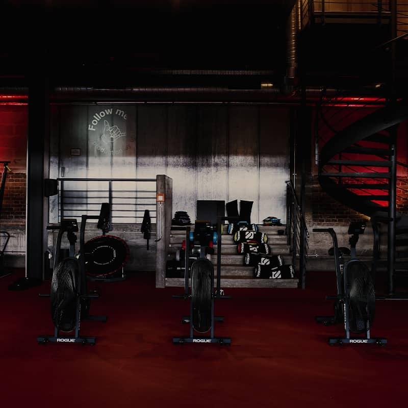 Fitnessstudio Ludwigsburg, Crossfit Ludwigsburg, Hyrox Ludwigsburg oder Calisthenics Ludwigsburg - bei uns bekommst du das volle Programm.