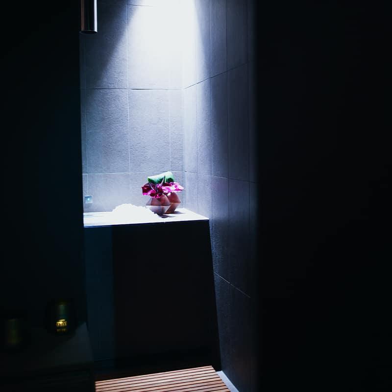 Wellness Ludwigsburg und Spa Ludwigsburg im urbanhealthclub in Ludwigsburg, Sauna, Infrarotkabine, Solegrotte, Eisbecken und vieles mehr. Privaten Spa buchen