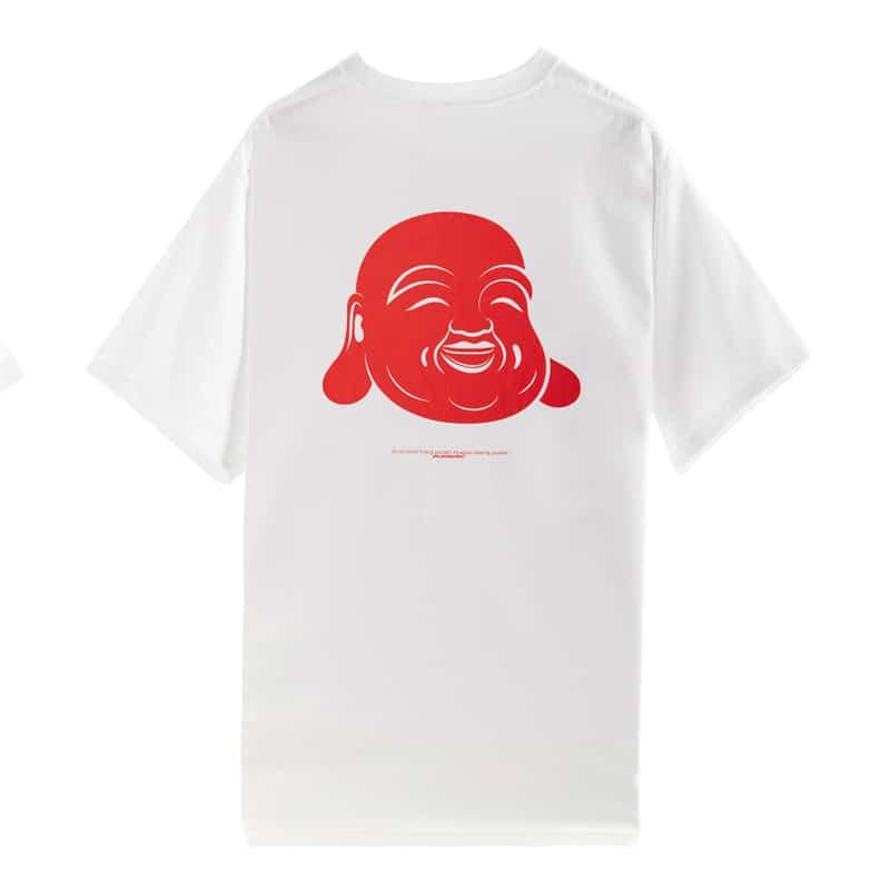 red buddha [white]
