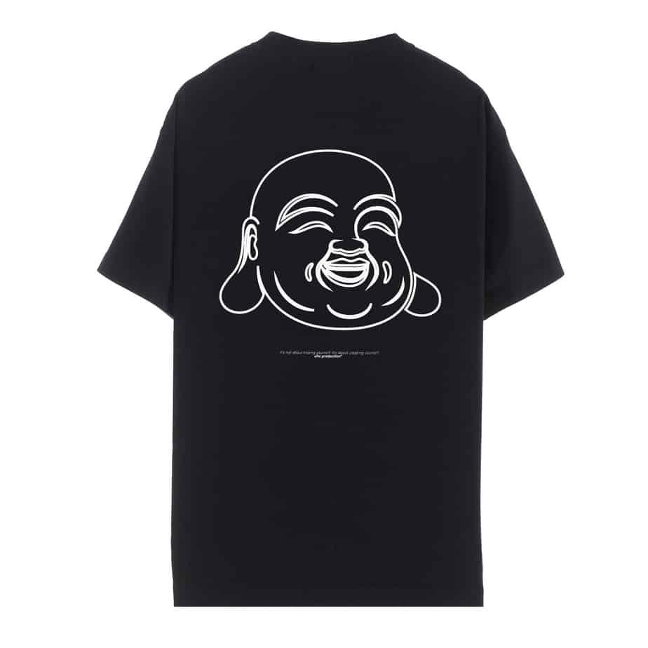 buddha [black]