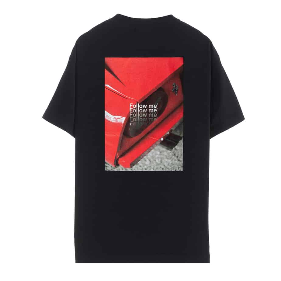 red ferrari [black]