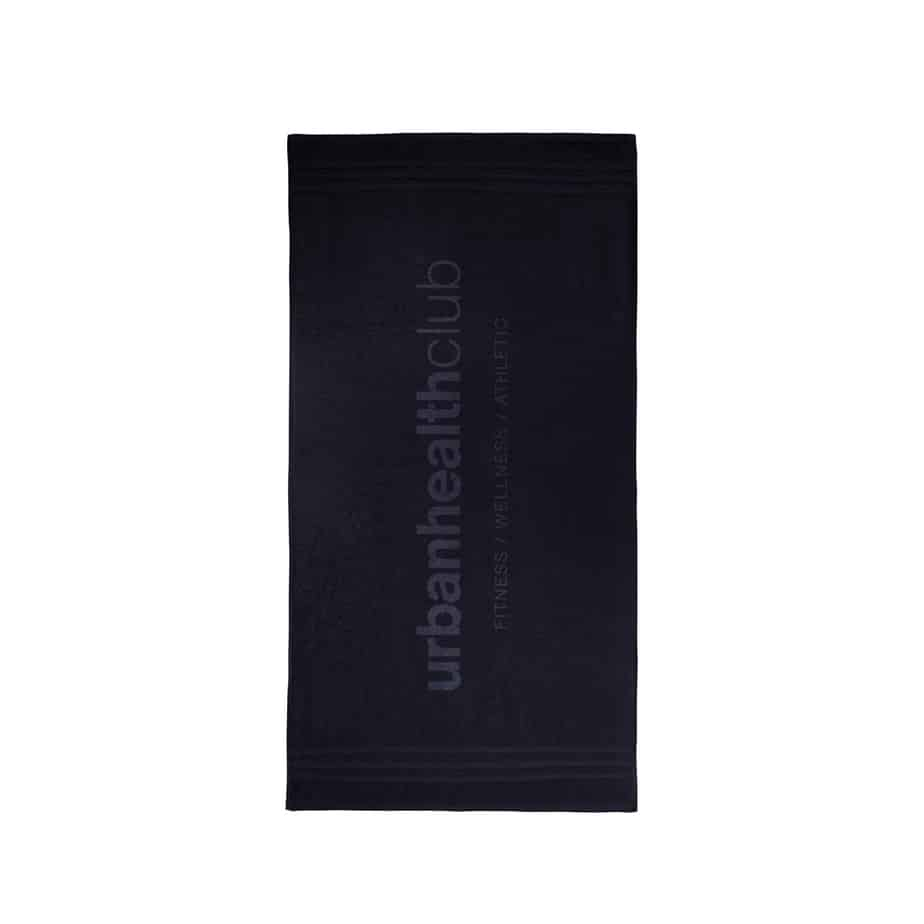 training towel [black]